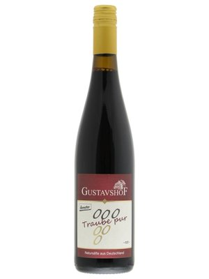 Gustavshof Traube Pur - Bio grape juice red