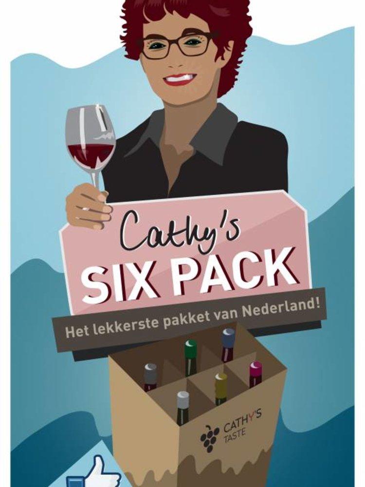 Puur Wijn Cathy's Sixpack editie 2 - 2019
