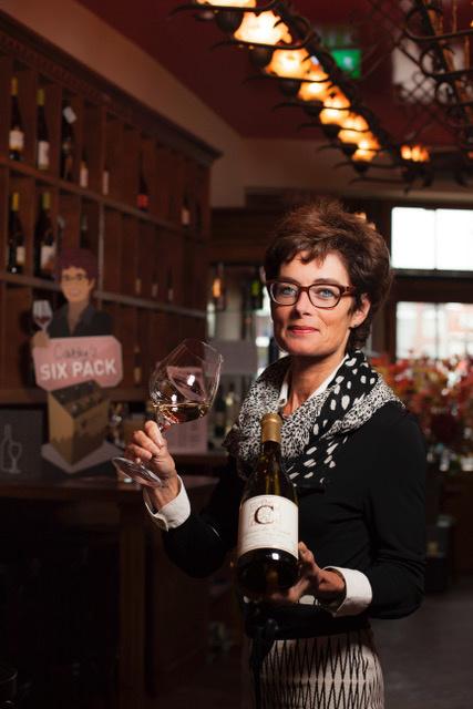 Cathy Moerdijk Vinoloog