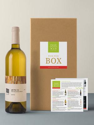 Puur Wijn Zomerwijn Box