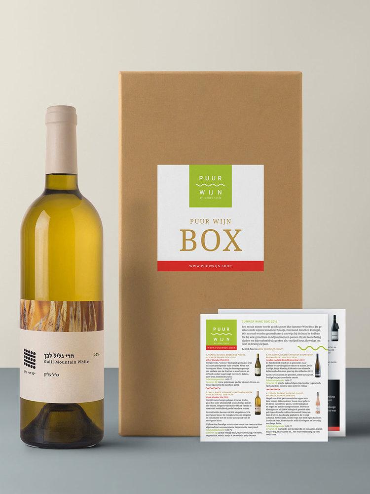 Puur Wijn Summer Wine Box 2019