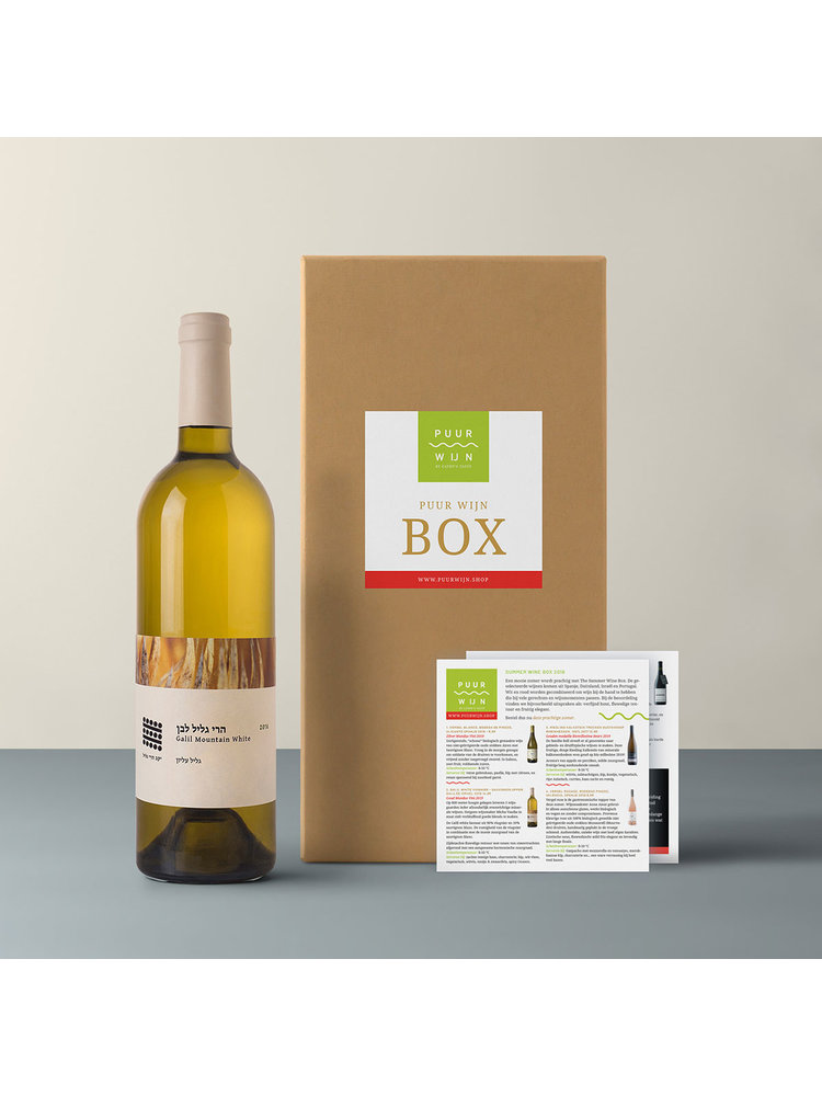 Puur Wijn Summer Wine Box 2019