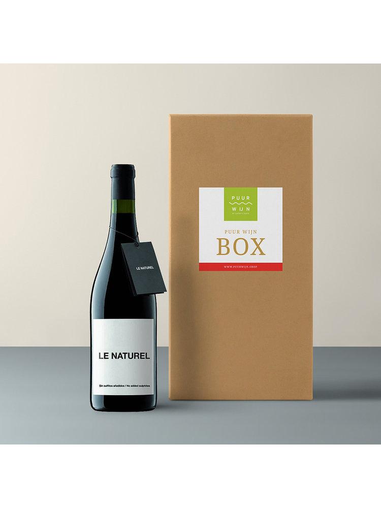 Puur Wijn Puur Wijn Box Red