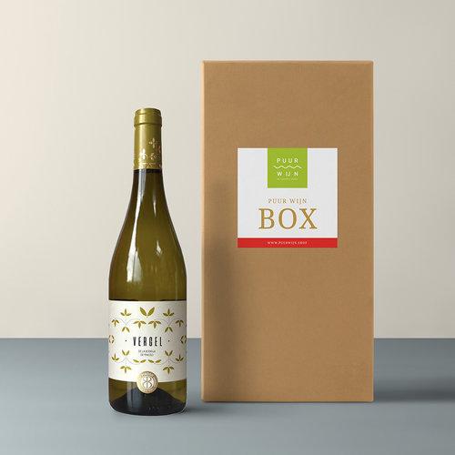 Puur Wijn Puur Wijn Box White