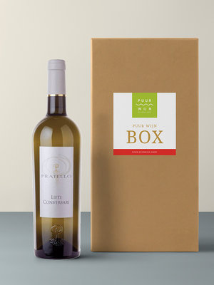 Puur Wijn Puur Wijn Box Say Cheese