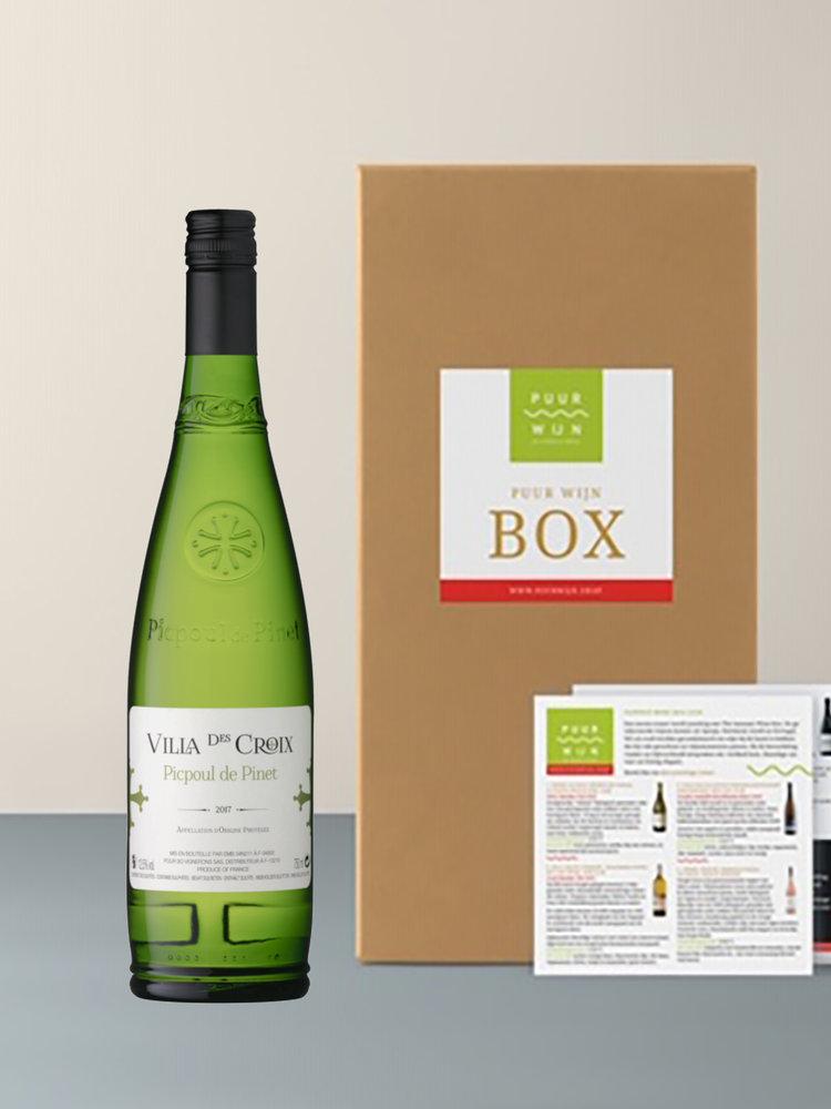 Puur Wijn Herfst Wijn Box