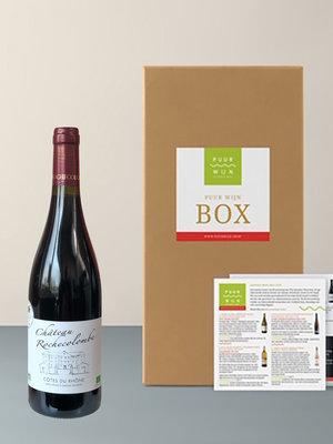 Puur Wijn Winter Wijn Box