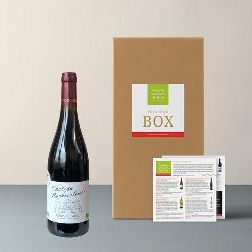 Puur Wijn Winter Wijn Box 2019
