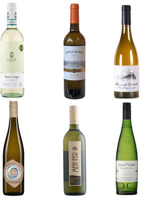 Nice Wine box White