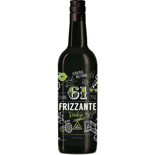 Cuatro Rayas Frizzante 61 Verdejo