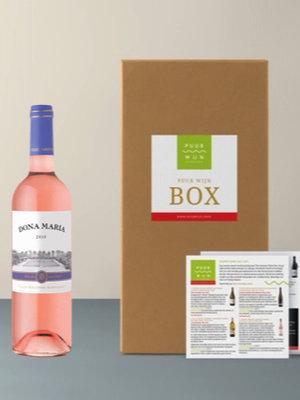 Puur Wijn Rosé Box