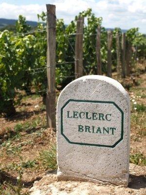 Leclerc Briant Pure Cramant  2012 Grand Cru