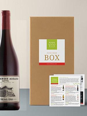 Puur Wijn Puur Wijn Box Rood bij Vis