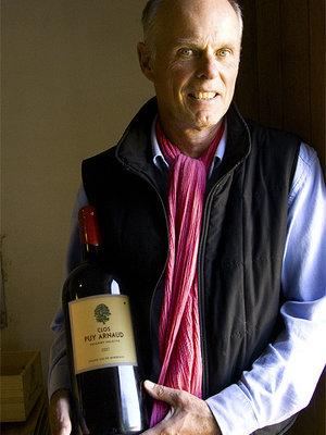 Clos Puy Arnaud Cuvee Pervenche 2016