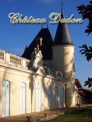 Chateau Dudon Sauternes Gallien de Chateau 2019 - 0.5L