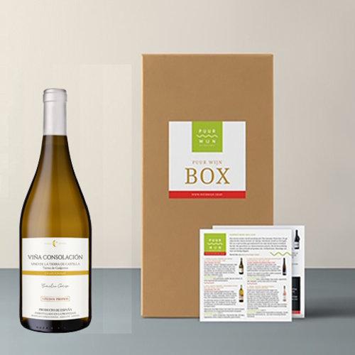 Puur Wijn 3 x 2 Chardonnay Box