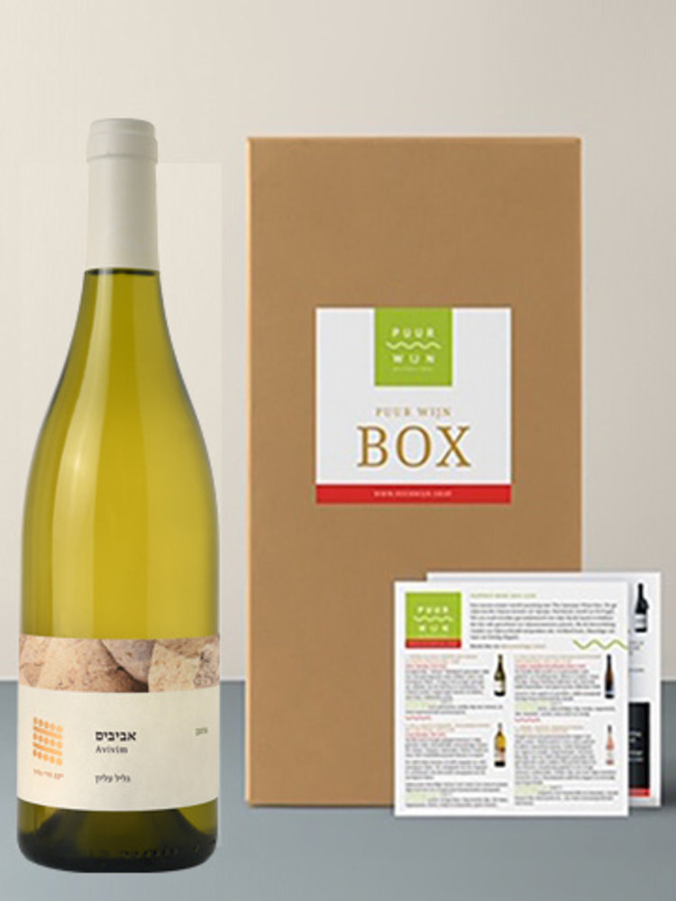 Puur Wijn Charming Chardonnay Box