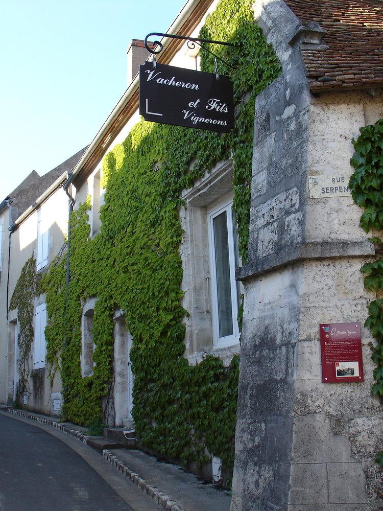 Vacheron Sancerre Guigne-Chevres 2018