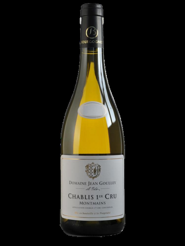 Jean Goulley Chablis Montmains 1er Cru 2015