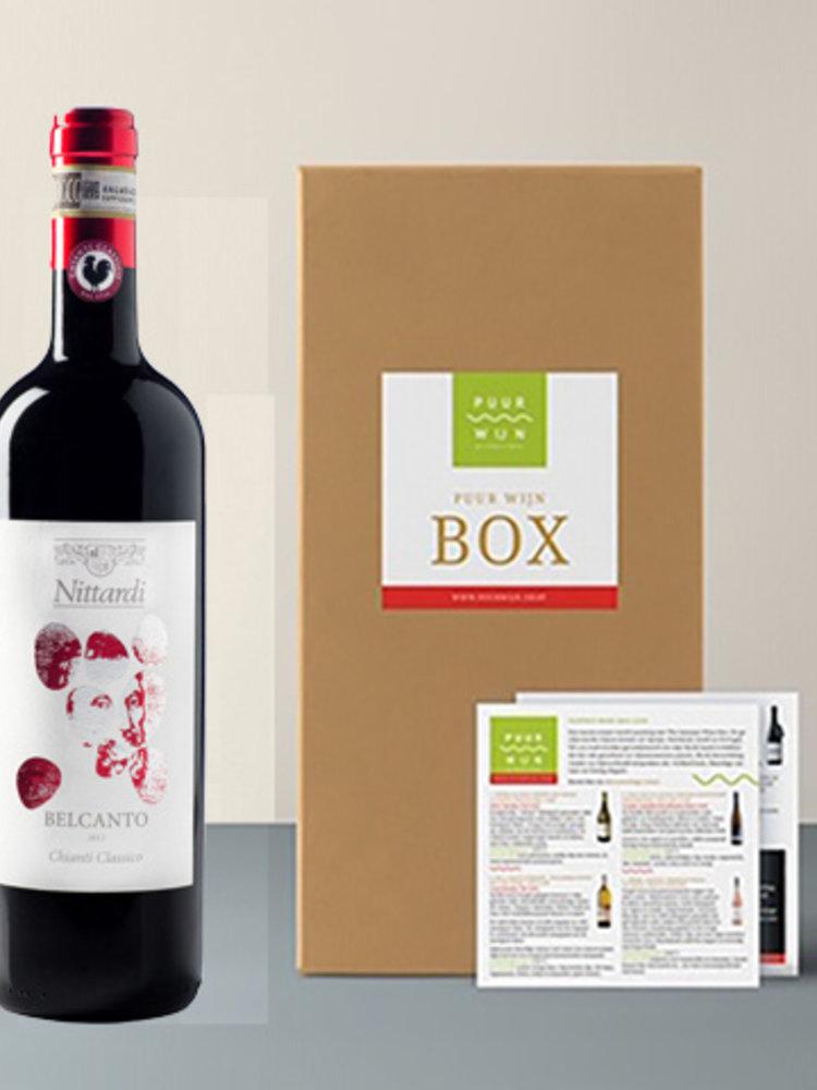 Puur Wijn NazomerBox rood 2020