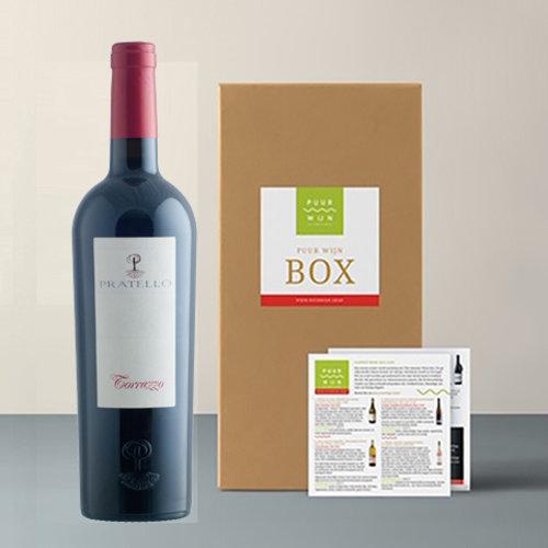 Puur Wijn Italia Box
