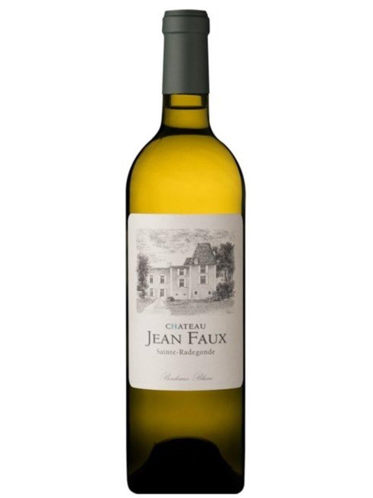 Château Jean Faux Sainte Radegonde Blanc 2017