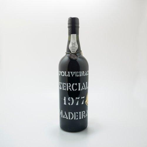 D'Oliveiras Madeira Sercial 1977