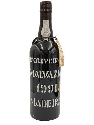 D'Oliveiras Madeira Malvazia 1991