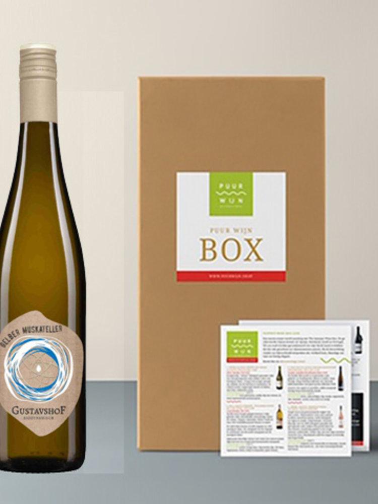 Puur Wijn Dry January Box