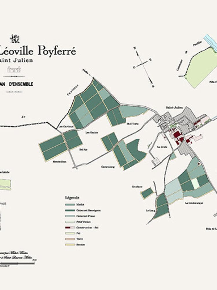 Chateau Leoville Poyferre Saint-Julien 2017 2ème Grand Cru Classé