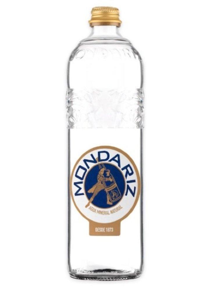 Mondariz Plat Water Groot 0,75L - Doos van 15 flessen