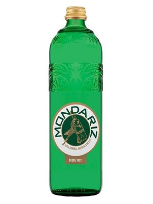 Mondariz Bruisend Water Groot 0,75L - Doos van 15 flessen