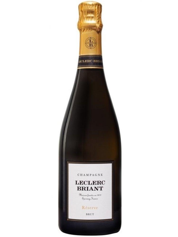 Leclerc Briant Champagne Reserve Brut 2017