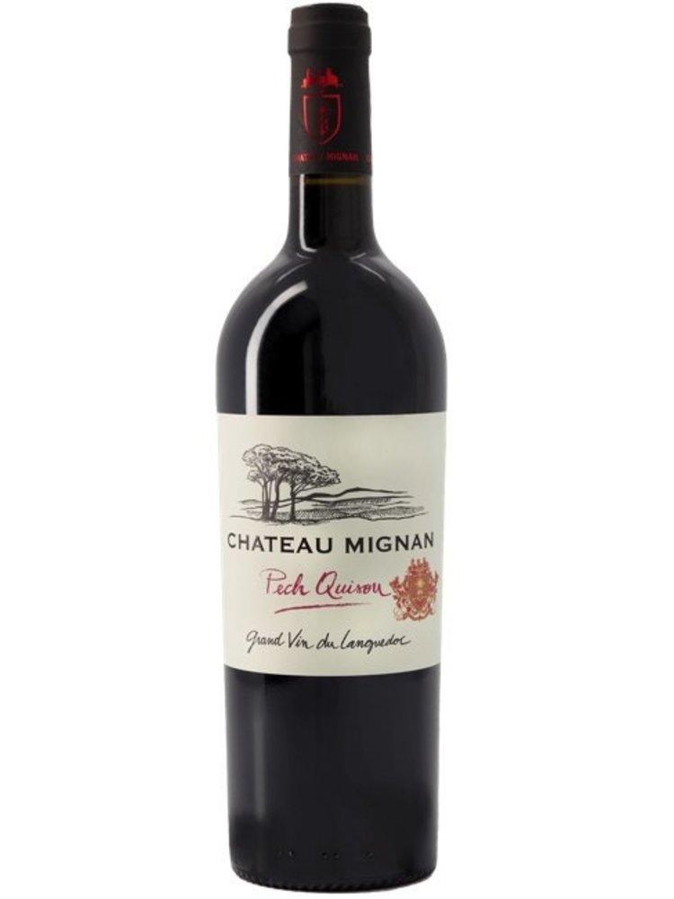 Château Mignan Pech Quisou Rouge 2018