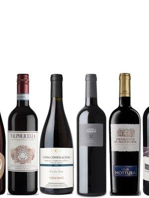 Well of Wine - 15783527 Lentebox Rood
