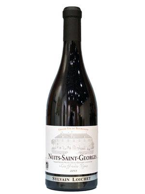 Sylvain Loichet Nuits-St-Georges les Grandes Vignes 2019