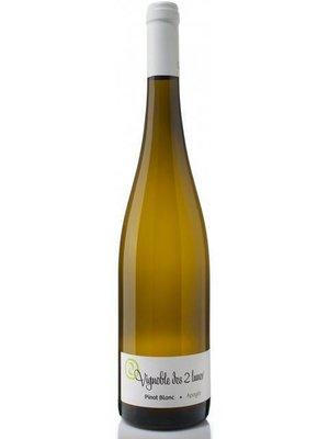 Vignoble des 2 Lunes Pinot Blanc 'Apogee' 2016