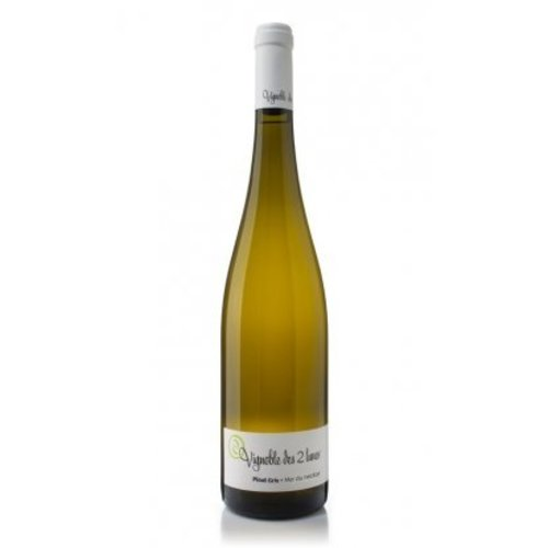 Vignoble des 2 Lunes Pinot  Gris 'Mer du Nectar' 2009