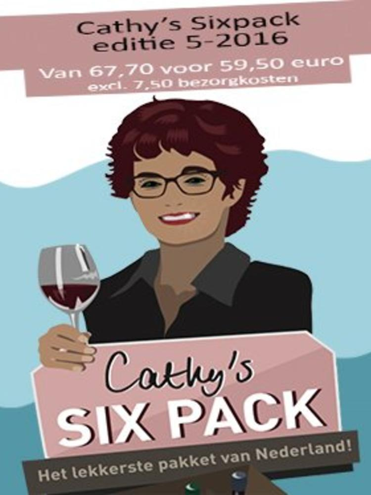 Cathy's Sixpack 5-2016