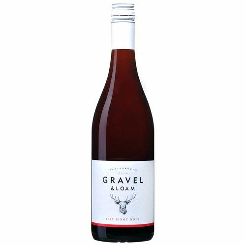 Gravel and Loam Pinot Noir 2015