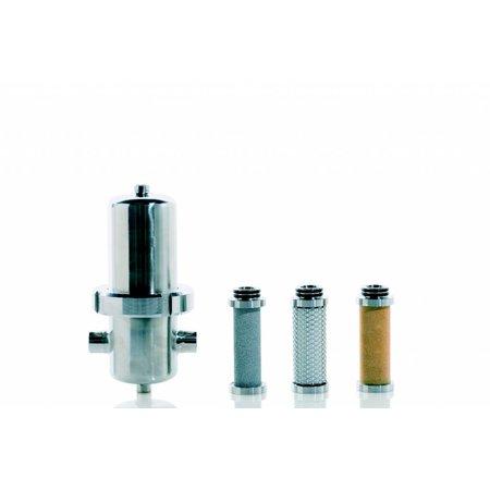 KSI ECOCLEAN Edelstaal Procesfilter FPF010 - 150 m³/uur -