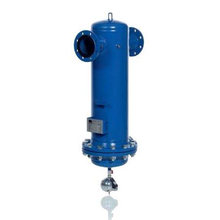 KSI ECOCLEAN Cyloonafscheider FF100WS - 4.200 m³/uur.