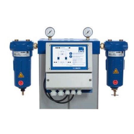 KSI ECOTROC Adsorptiedroger ATKN-155 - 1550 m³/uur - DN80