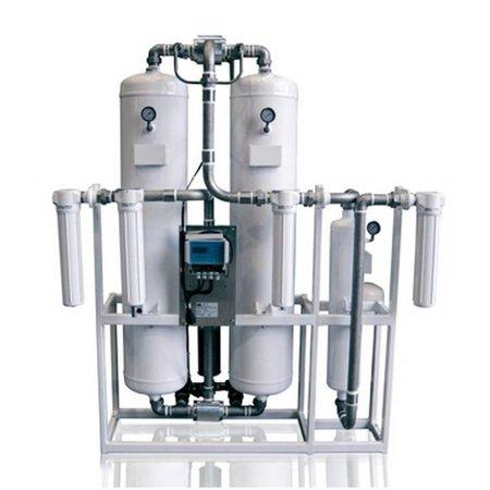 KSI ECOTROC-ATM Medische Ademluchtfilter Unit ATM-APN4 - 42 m³/uur - 3/8''