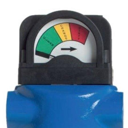 KSI ECOCLEAN Verschildrukmanometer DPN voor persluchtfilters