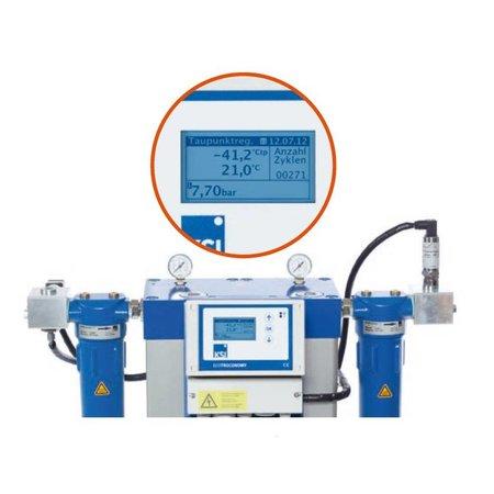 KSI ECOTROC Adsorptiedroger ATKN-185 - 1850 m³/uur - DN80