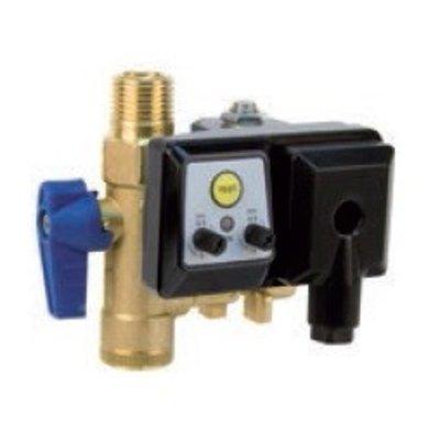 KSI ECOCLEAN KMT-HP condensaataftap voor hoge druk persluchtfilters