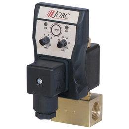 JORC Fluiddrain aftappen - 1/4'' BSP  - 0-80 bar