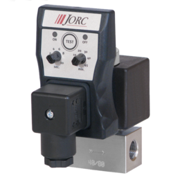 JORC Fluiddrain aftappen met RVS ventielen - 1/4'' BSP - 0-350 bar