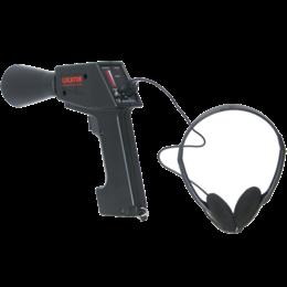 JORC Perslucht lekdetector met standaard headset
